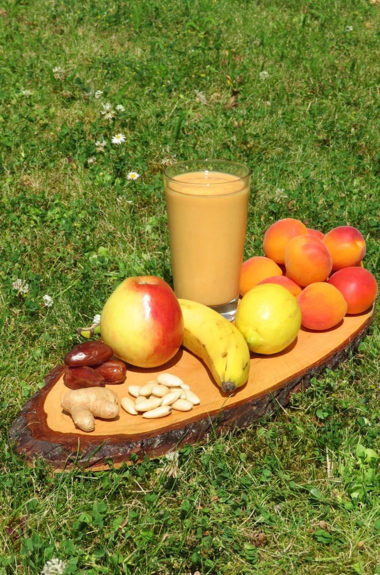 smoothie-aprikose